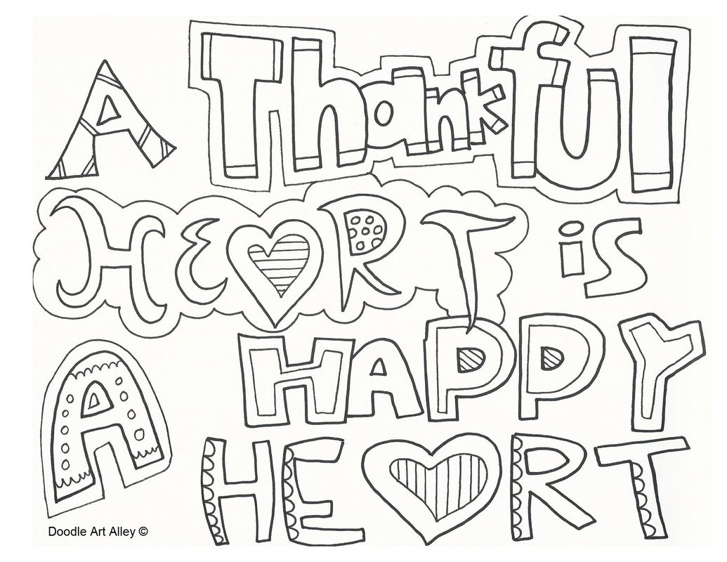1035x800 Thankful Heart Is A Happy Heart Religious Doodles