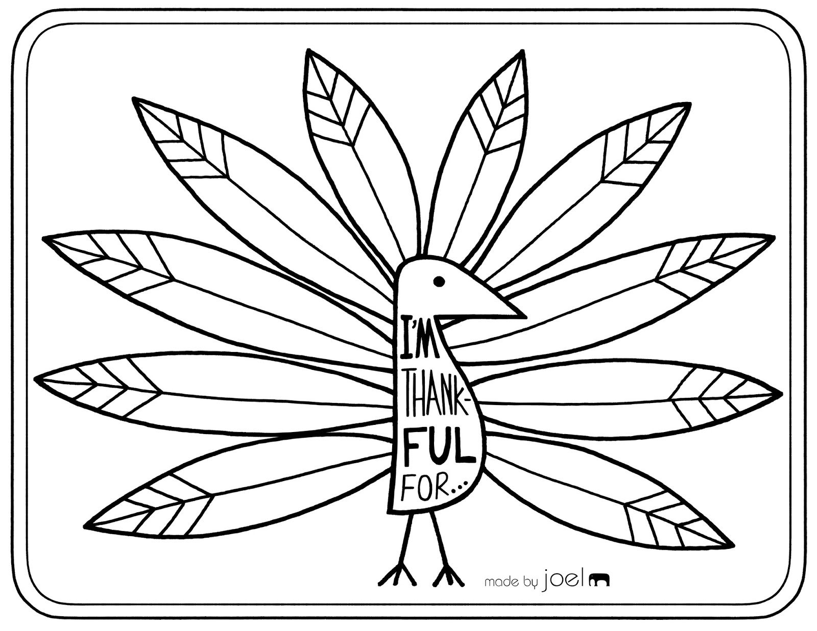 1600x1237 Thanksgiving Placemat Coloring Pages Munchkins And Mayhem