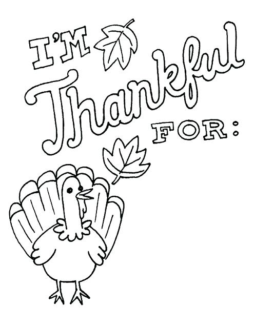 495x640 Thankful Coloring Pages
