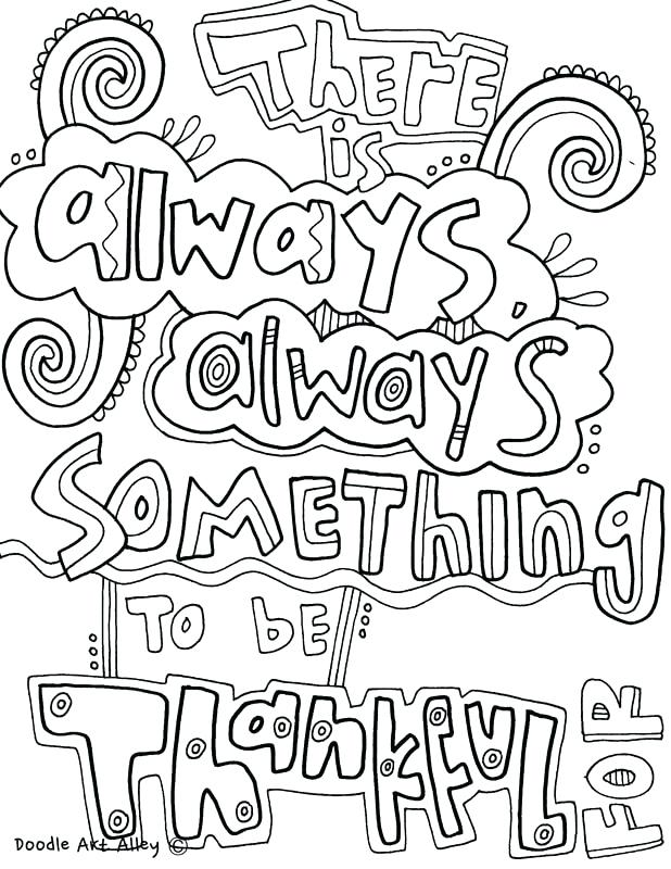 618x800 Being Thankful Coloring Pages