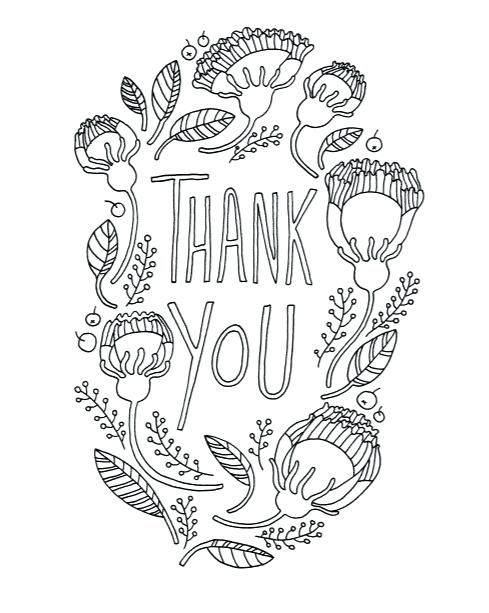 489x613 Thank You Coloring Pages Thank You Coloring Page Best Of Thank You