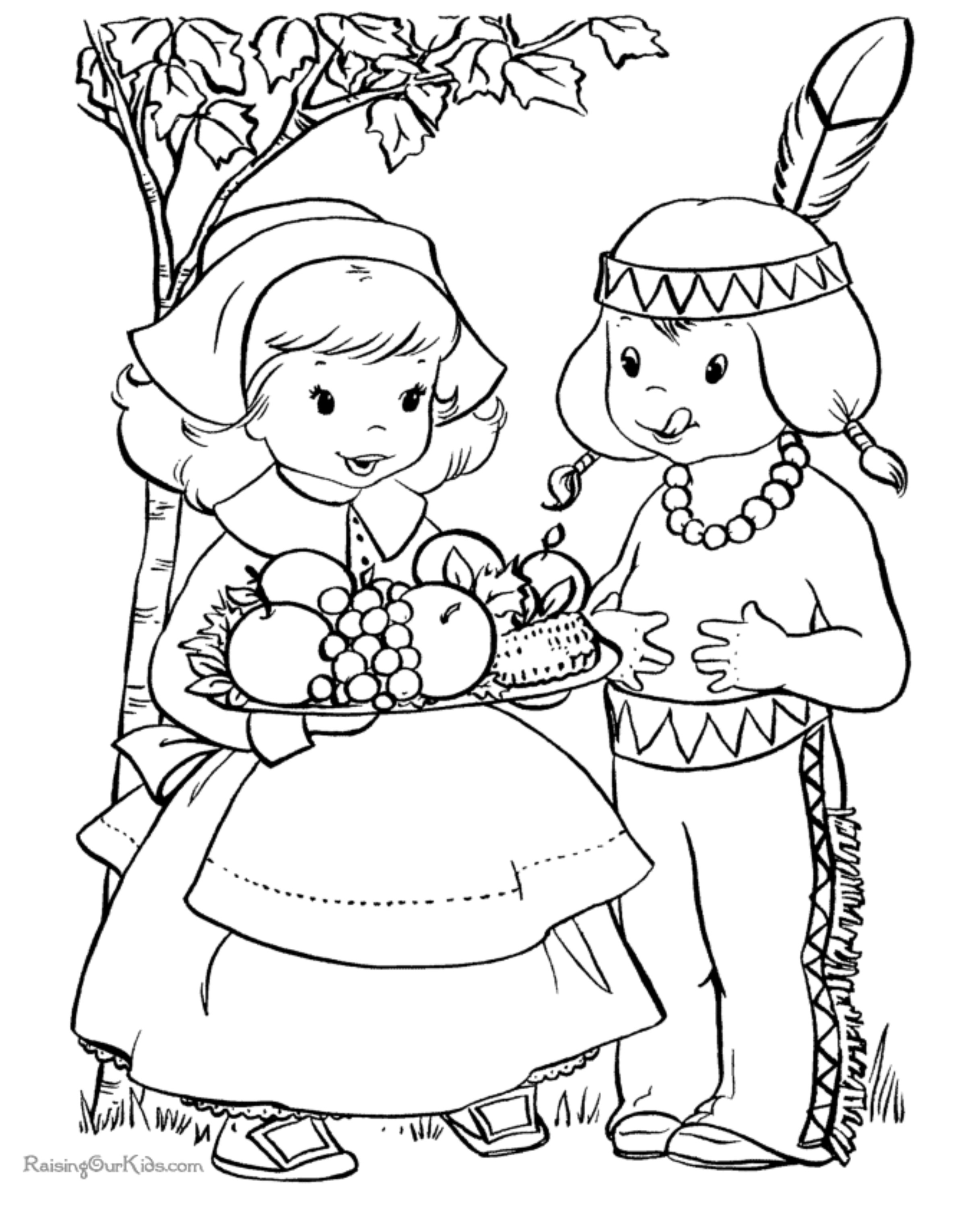2435x3000 Thanksgiving Coloring Pages Northern News