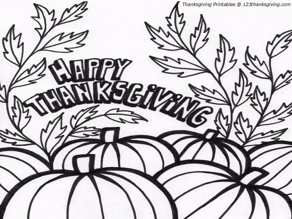 1024x768 Thanksgiving Coloring Pages For Kids Activity Thanksgiving
