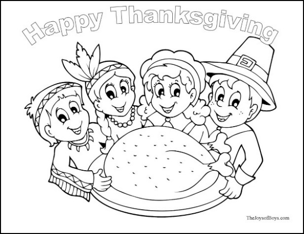600x462 Thanksgiving Activities To Keep Kids Busy While The Turkey Cooks