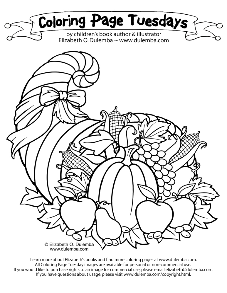 773x1000 Thanksgiving Coloring Pages Hard