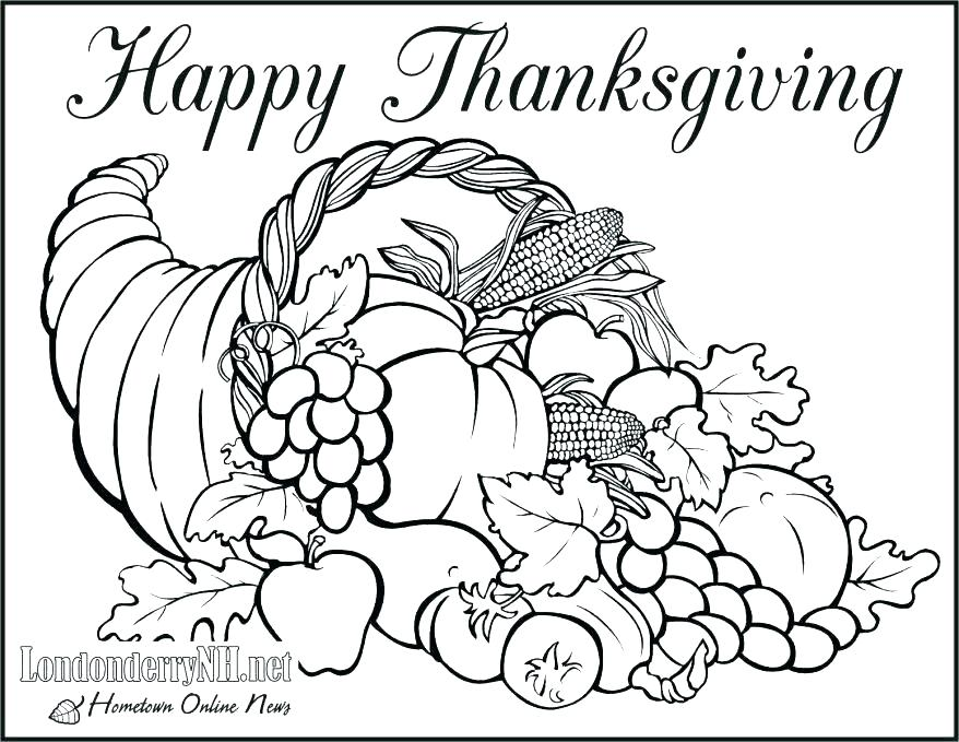 878x679 Free Thanksgiving Color