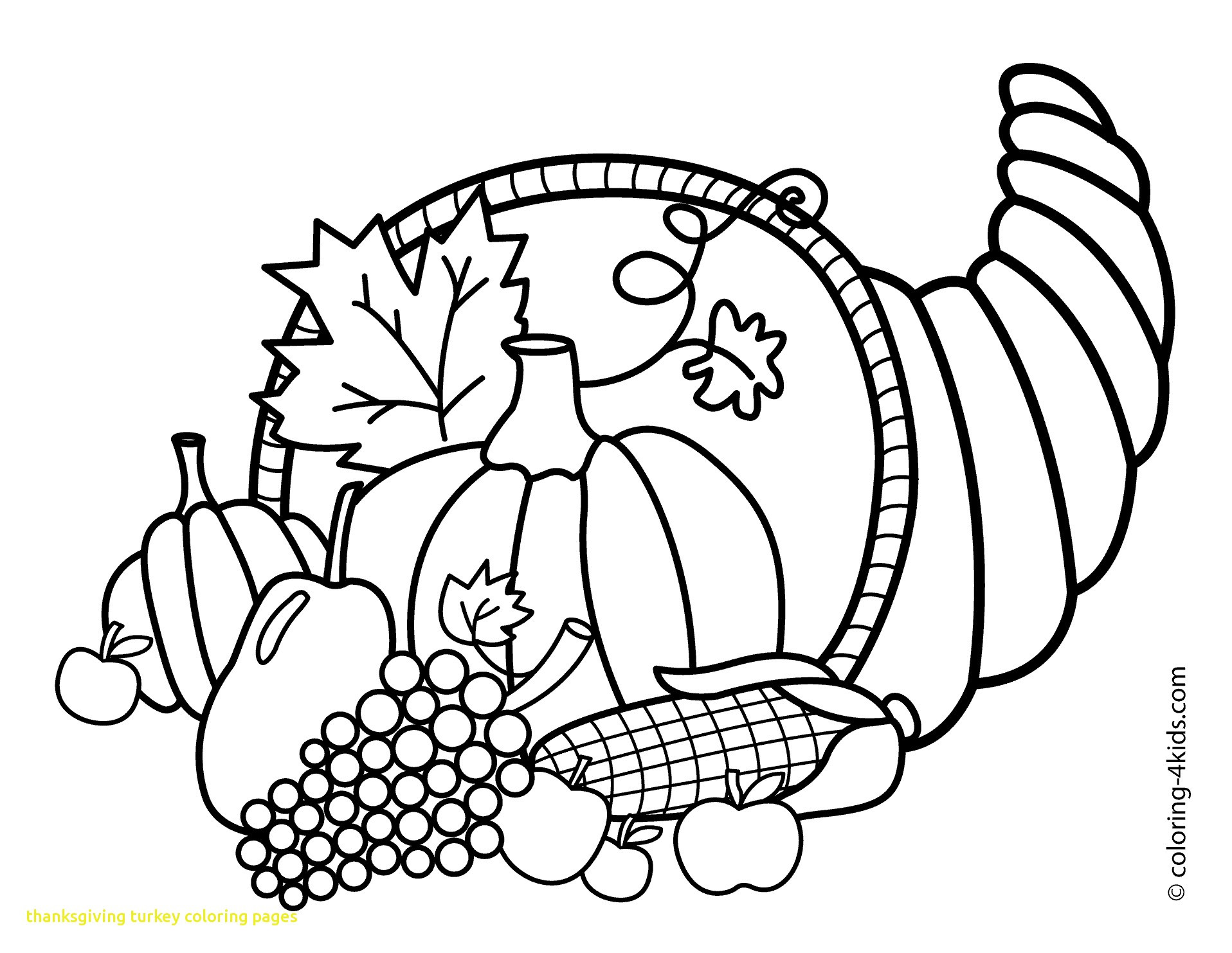 1916x1483 Free Thanksgiving Coloring Pages