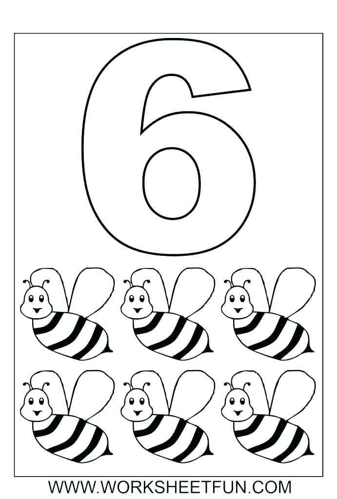 691x1024 Free Thanksgiving Coloring Pages For Preschoolers Numbers Page