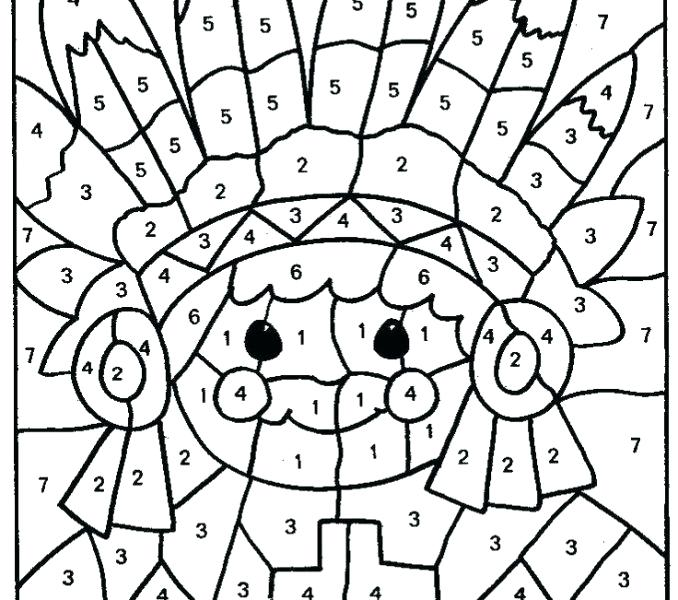 678x600 Colorful Coloring Pages Thanksgiving Coloring Pages Already