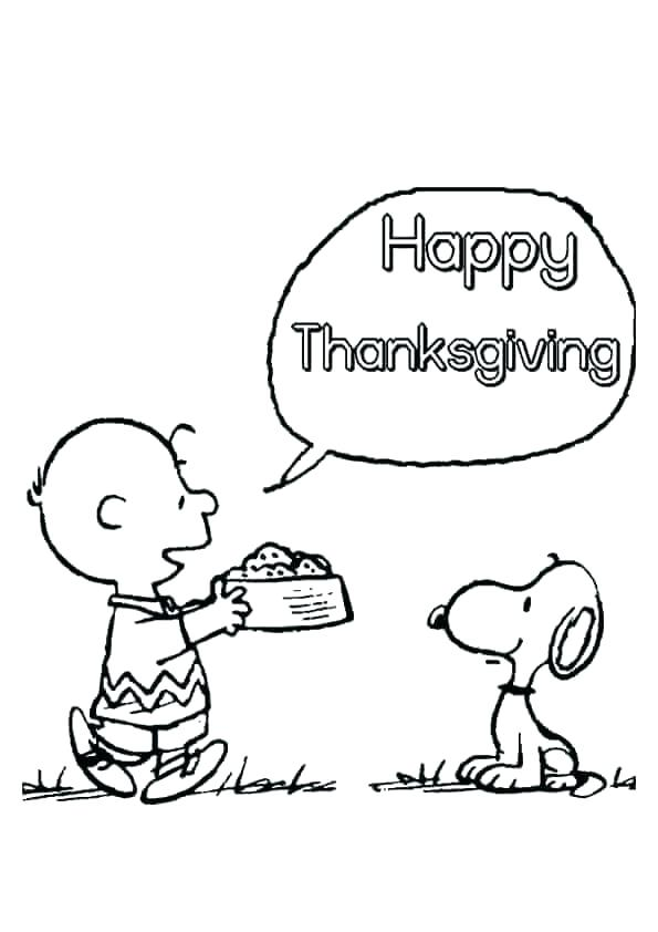 595x842 Snoopy Thanksgiving Coloring Pages Charlie Brown Thanksgiving