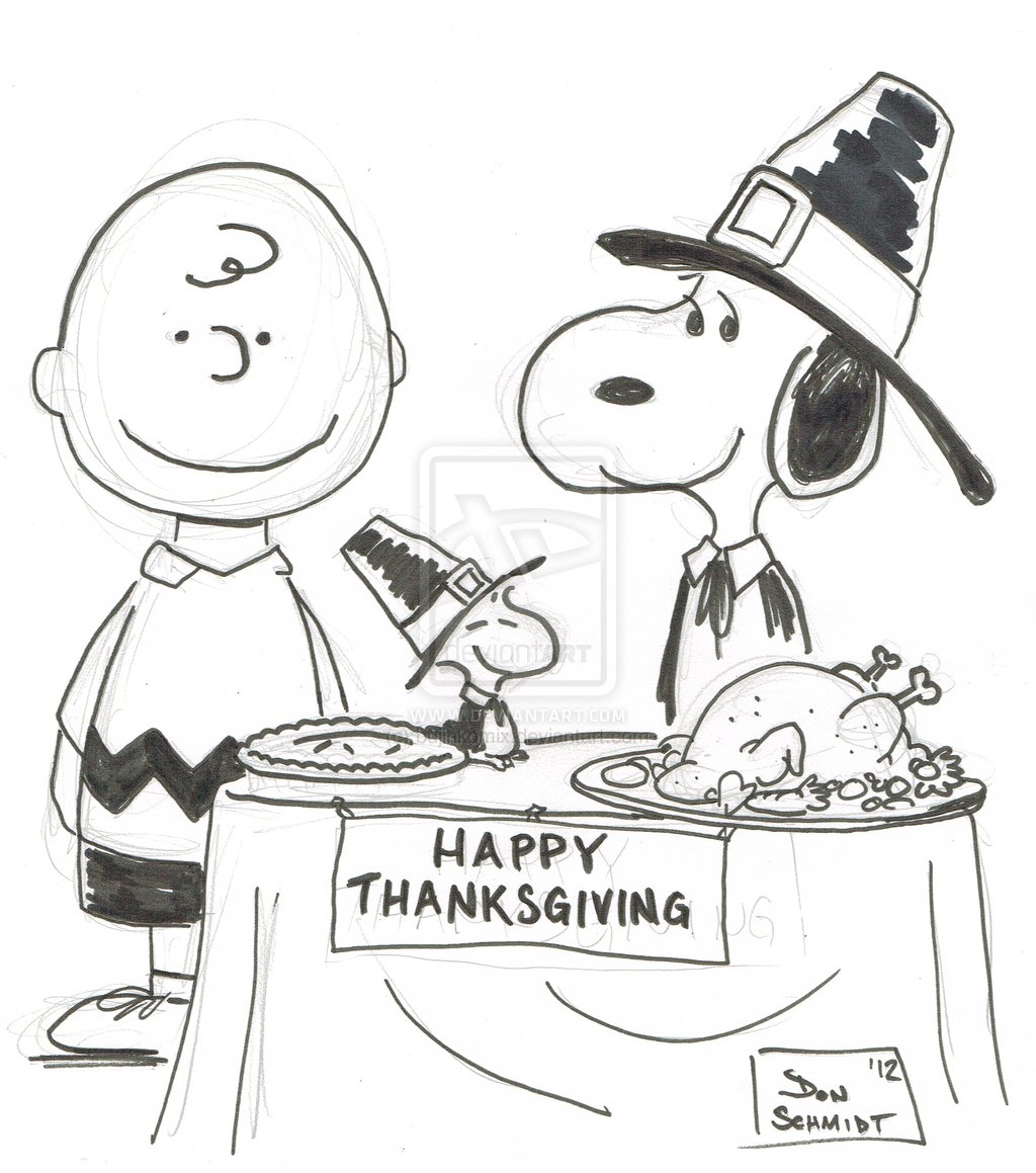 1024x1159 To Print Snoopy Thanksgiving Coloring Pages About Remodel Free