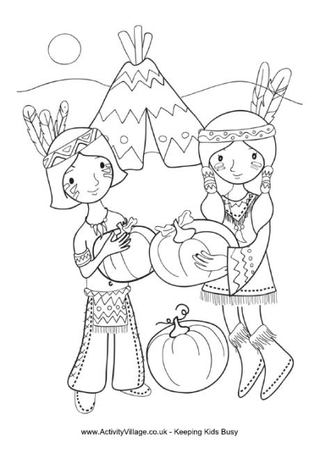 460x651 Thanksgiving Colouring Page Thanksgiving Activities For Kids
