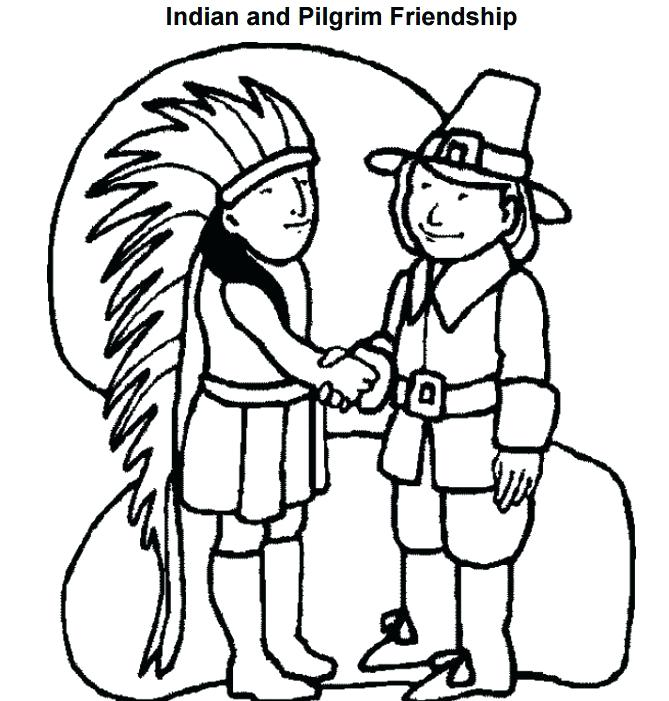 669x701 Thanksgiving Coloring Pages For Kids