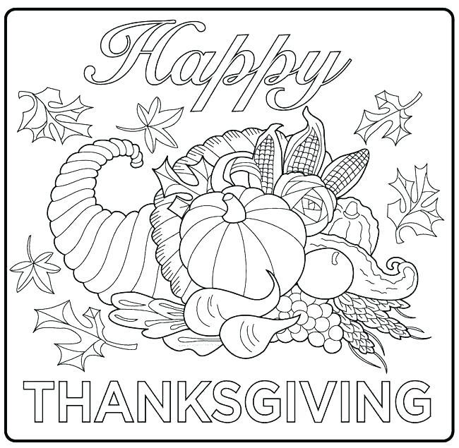 650x635 Free Printable Thanksgiving Coloring Sheets Thanksgiving Coloring