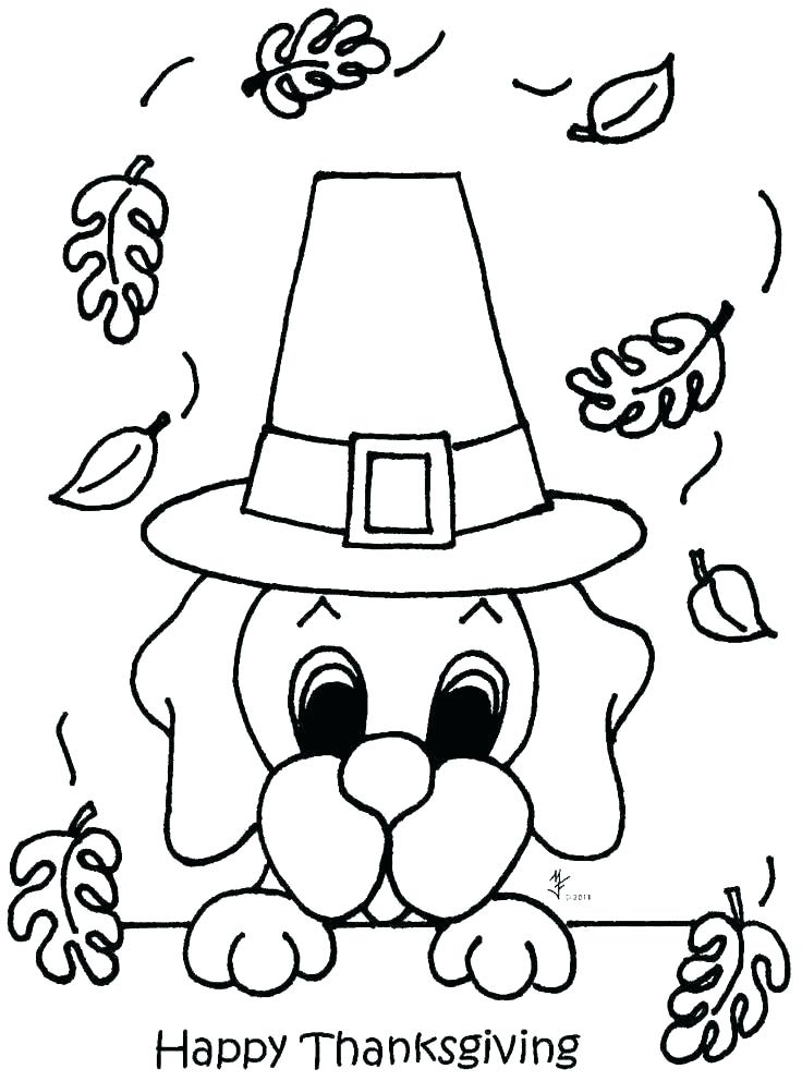736x992 Thanksgiving Coloring Pages For Kindergarten Thanksgiving Coloring