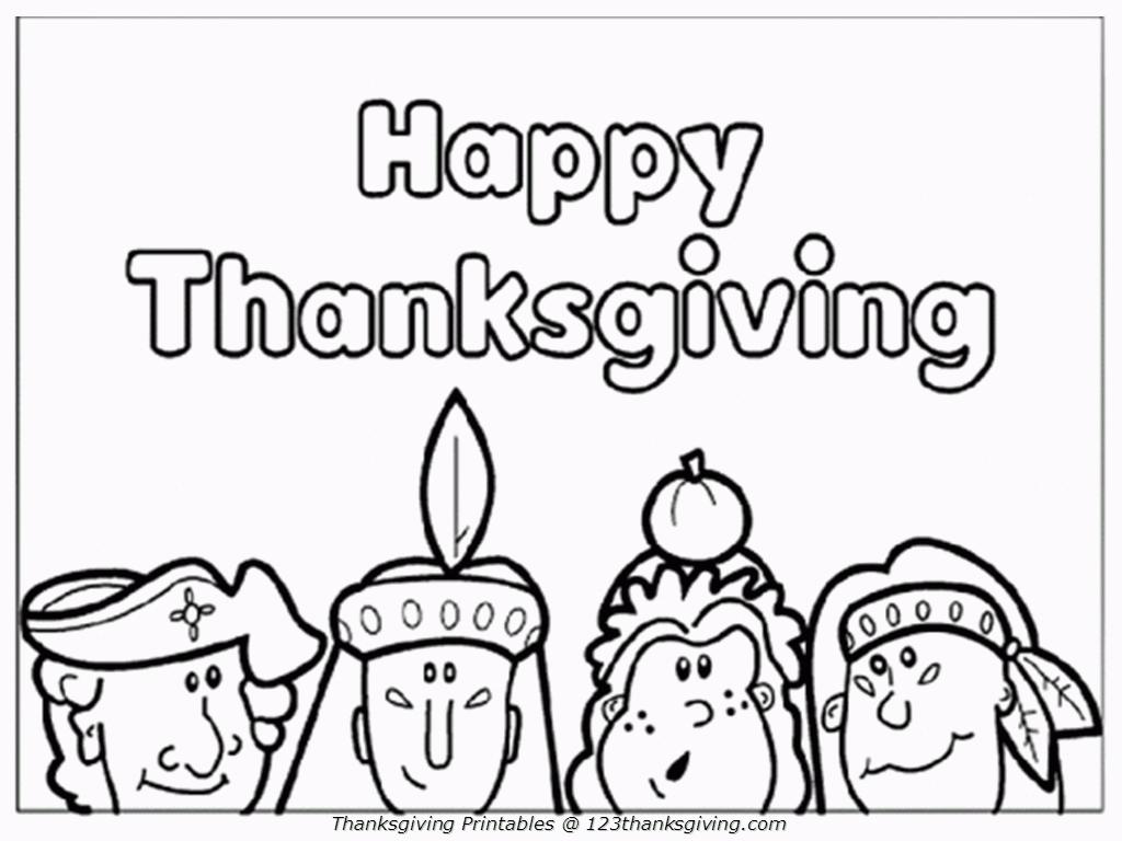 1024x768 Free Thanksgiving Coloring Pages For Kidsamp Toddlers! Simply