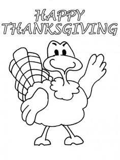 236x313 Free Thanksgiving Coloring Pages For Kids Thanksgiving, Turkey