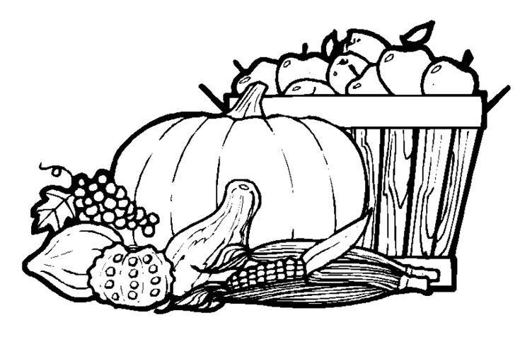 735x504 Papajan Com Coloring Pages Free Printable Thanksgiving