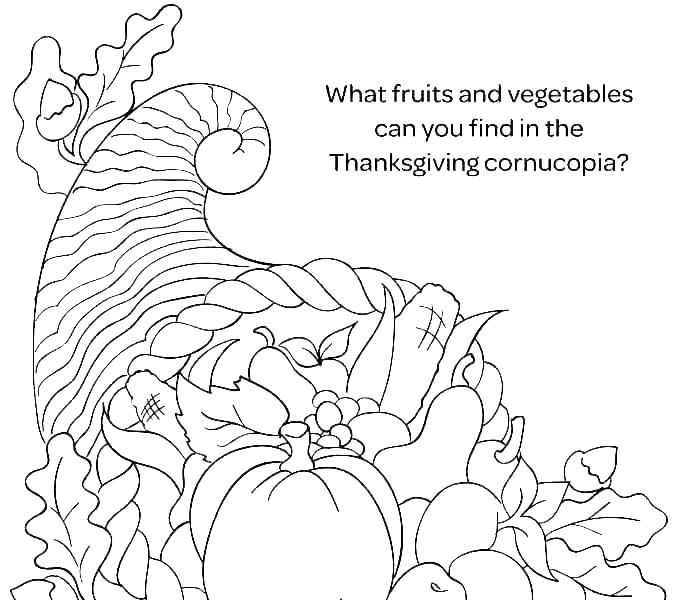 678x600 Free Christian Thanksgiving Coloring Pages Thanksgiving Coloring