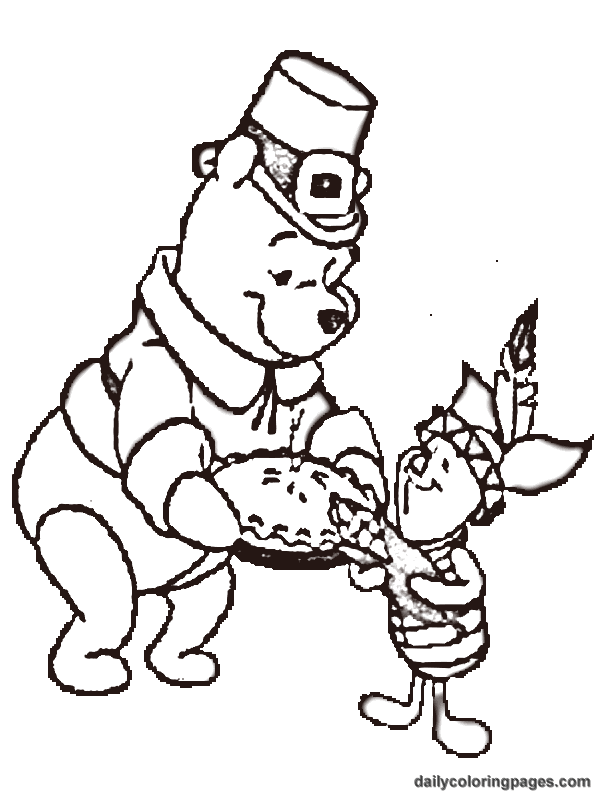 600x800 Princess Thanksgiving Coloring Pages