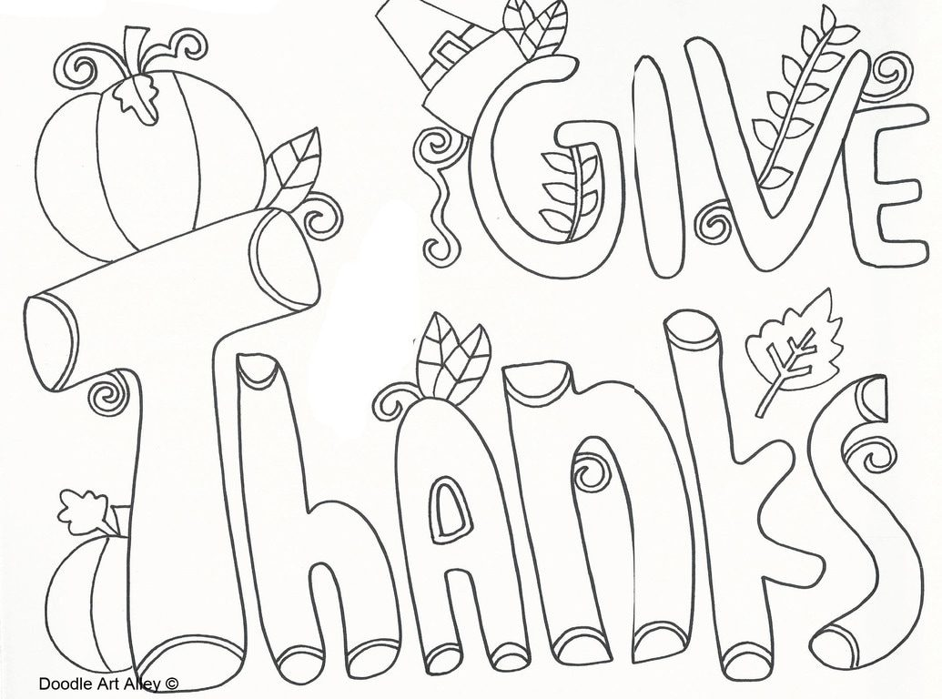 1035x768 Thanksgiving Coloring Pages For Kids Free Download Adult Happy
