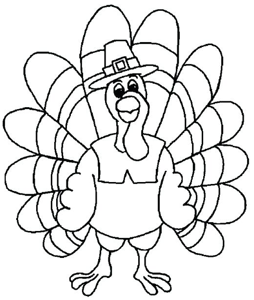 520x613 Thanksgiving Coloring Pages Free Thanksgiving Day Coloring Pages