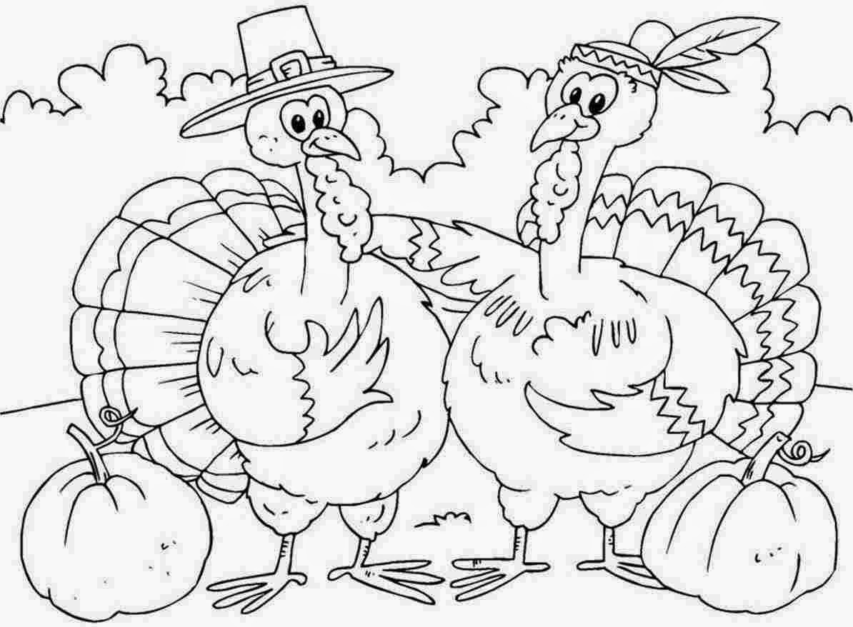 1194x878 Turkey Coloring Pages