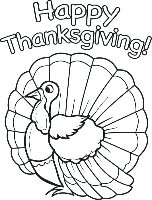 534x700 Coloring Pages For Thanksgiving For Free Thanksgiving Coloring