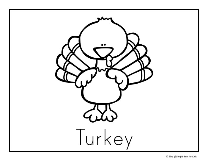 700x541 Thanksgiving Coloring Pages