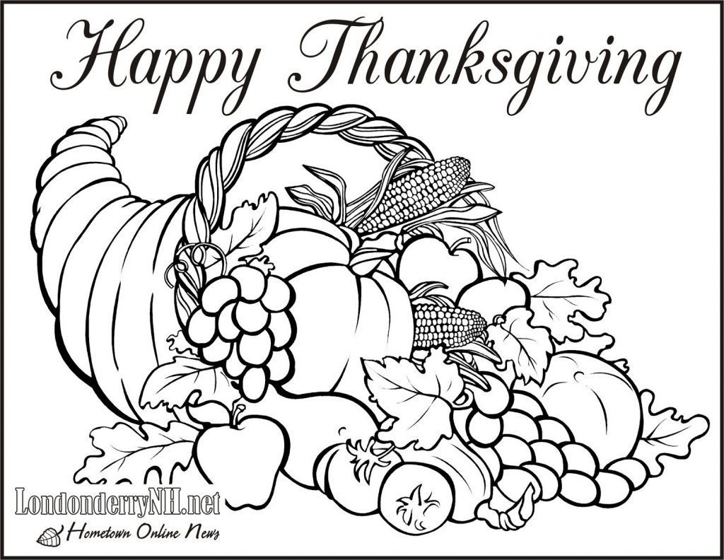 1024x792 Edge Thanksgiving Coloring Pages Pdf Book Day Kids