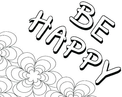 424x337 Happy Coloring Pages Happy Coloring Pages Happy Coloring Pages