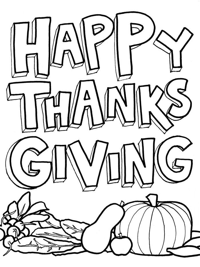698x930 Thanksgiving Day Text Messages, Clipart, Coloring Pages And Prayers