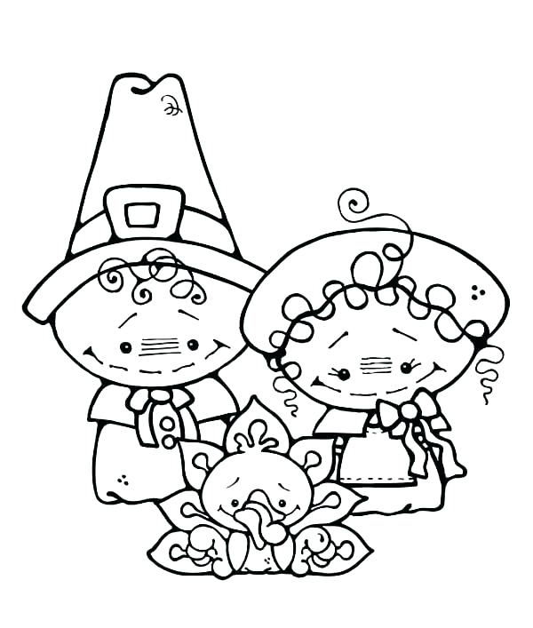 600x707 Free Thanksgiving Coloring Pages Printable Free Printable Turkey