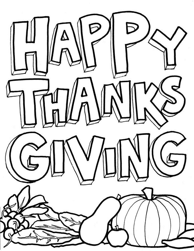 792x1024 First Thanksgiving Coloring Pages Story Free Sheets Forde