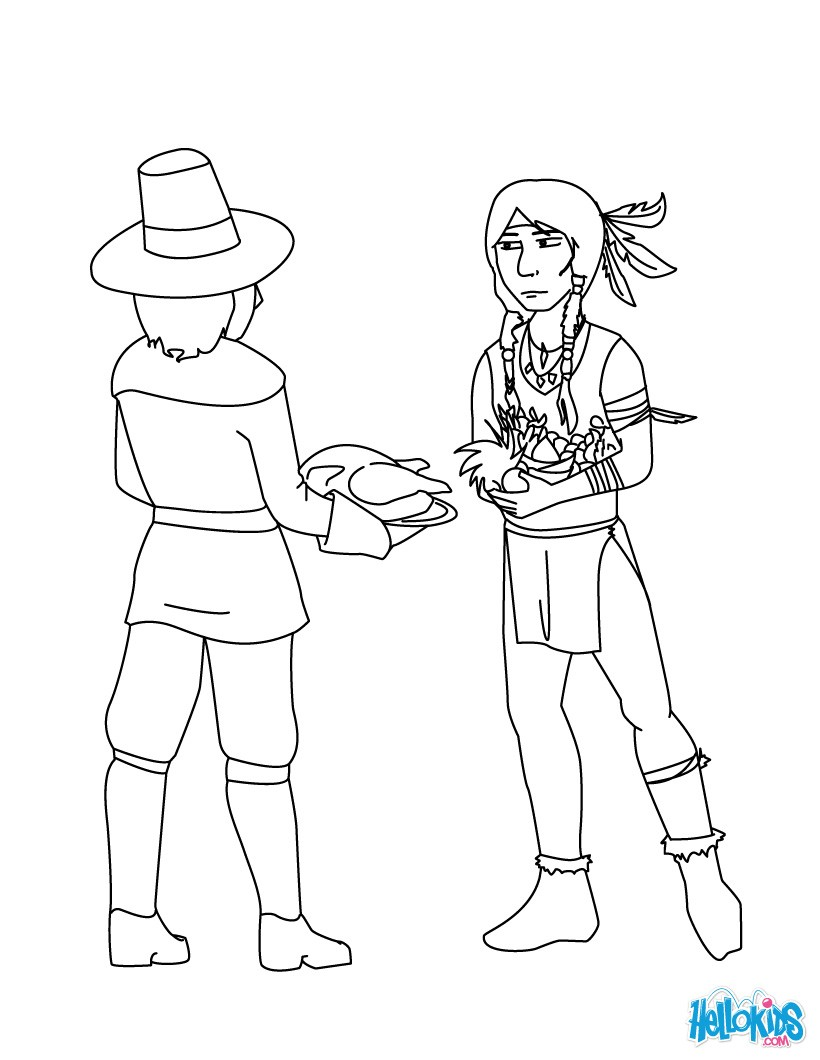 820x1060 Thanksgiving Coloring Pages