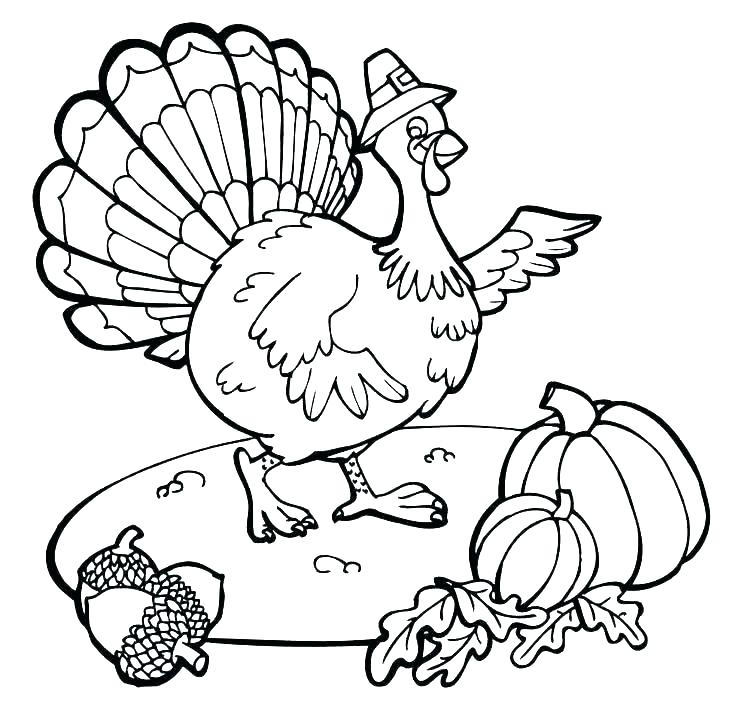 736x704 Thanksgiving Food Coloring Pages Thanksgiving Printable Coloring