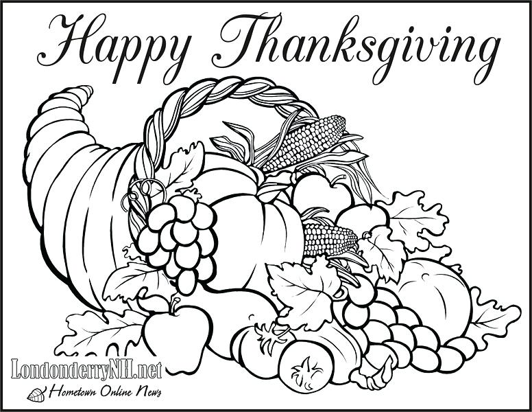 776x600 Thanksgiving Food Coloring Pages Turkey Coloring Book