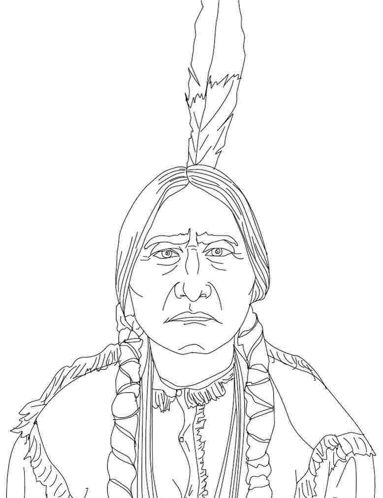 778x1012 Letter I Is For Indian Coloring Page Free Printable Pages Adult