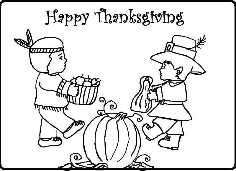 800x581 Pilgrim And Indian Coloring Pages And Pilgrim Native Coloring Page