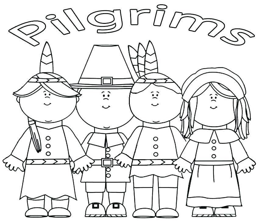 850x723 Free Thanksgiving Indian Coloring Pages Coloring Sheet Chief