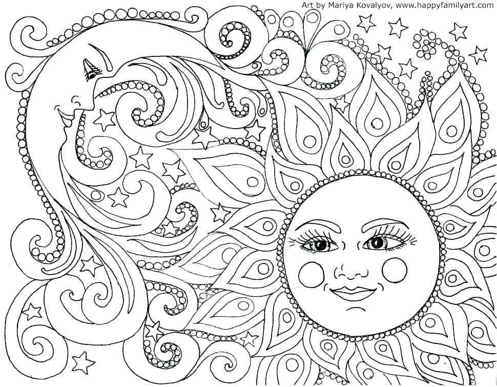 970x755 Mandala Coloring Pages Printable Thanksgiving Mandala Coloring