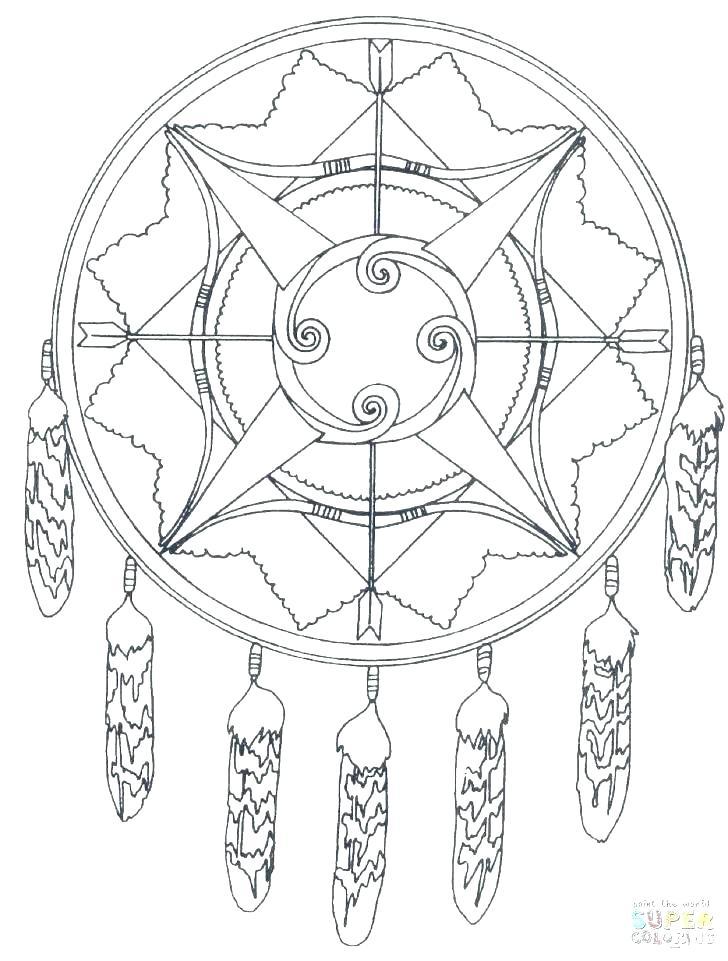 728x961 Thanksgiving Mandala Coloring Pages Free Mandalas To Print