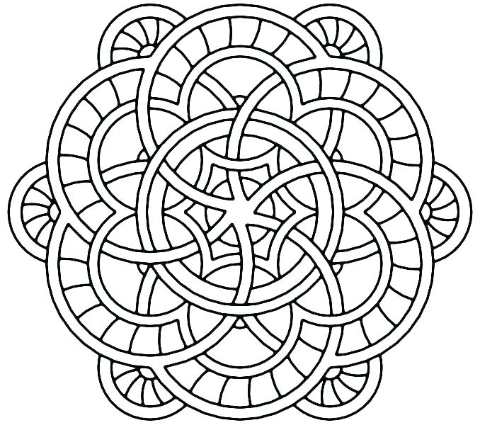 678x600 Thanksgiving Mandala Coloring Pages Free Printable Mandalas