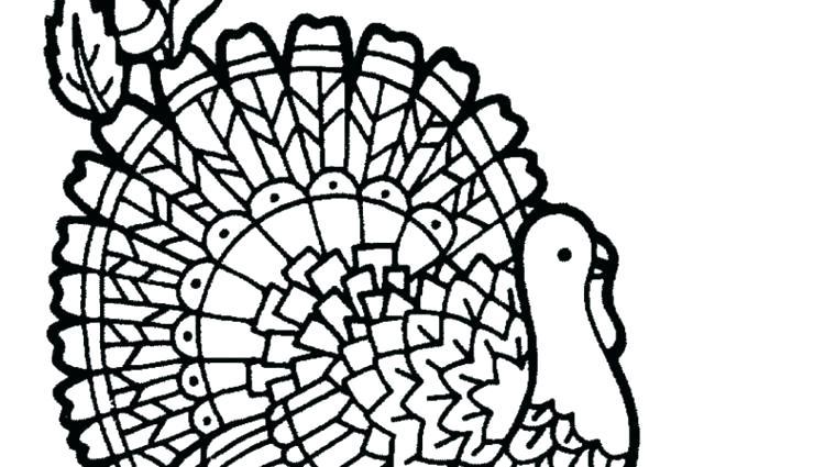 750x425 Thanksgiving Mandala Coloring Pages Thanksgiving Mandala Coloring