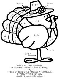 201x269 Fun, Easy Thanksgiving Coloring And Activities Pages For Kids