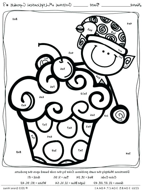 500x667 Maths Colouring Pages Coloring Math Worksheets Coloring Pages Math