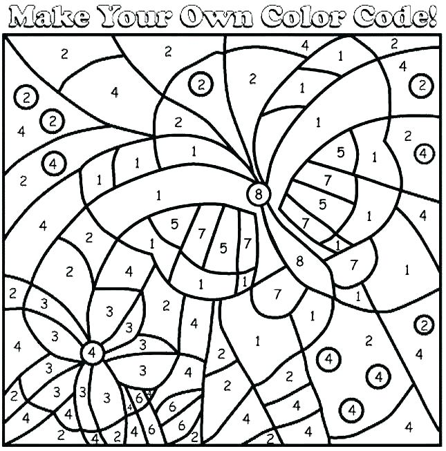645x653 Thanksgiving Coloring Pages Math Stunning Math Coloring Sheets