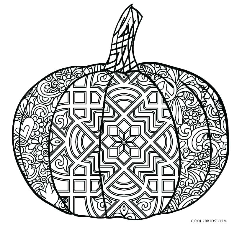 820x781 Pumpkins Coloring Pages Cute Pumpkin Coloring Pages With Kitten