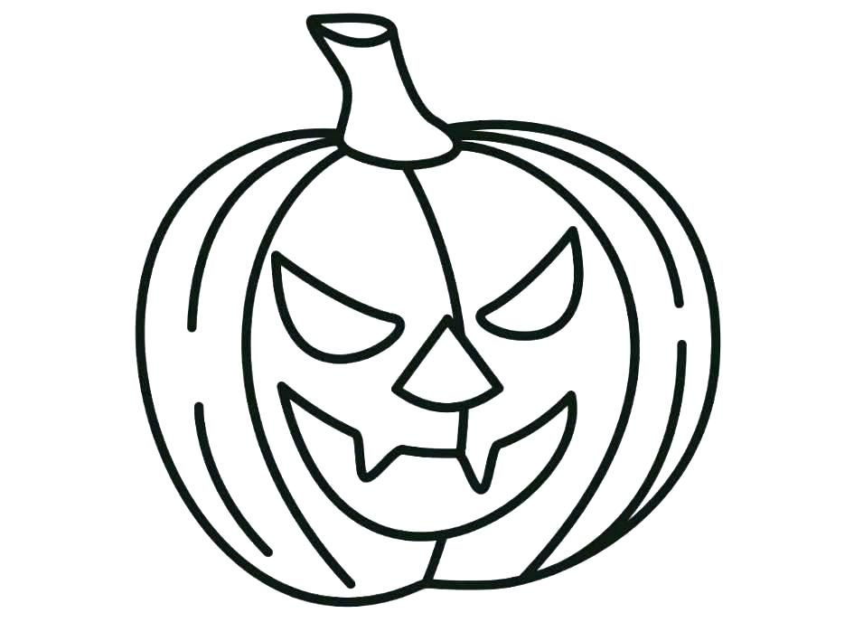 945x709 Pumpkins Coloring Pages Pumpkins Coloring Pages Happy Halloween