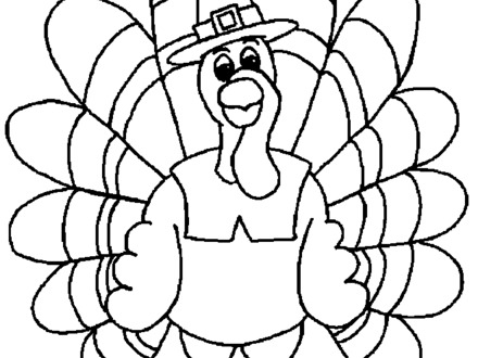440x330 Thanksgiving Coloring Pages, Thanksgiving Coloring Pages